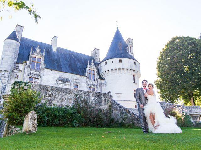 Le mariage de Aurélien et Marine à Crazannes, Charente Maritime 15