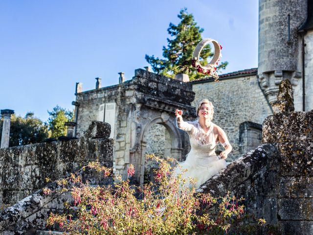 Le mariage de Aurélien et Marine à Crazannes, Charente Maritime 26