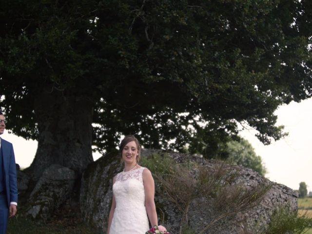 Le mariage de Baptiste et Sophie à Aurillac, Cantal 2