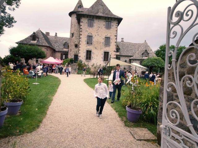 Le mariage de Baptiste et Sophie à Aurillac, Cantal 9
