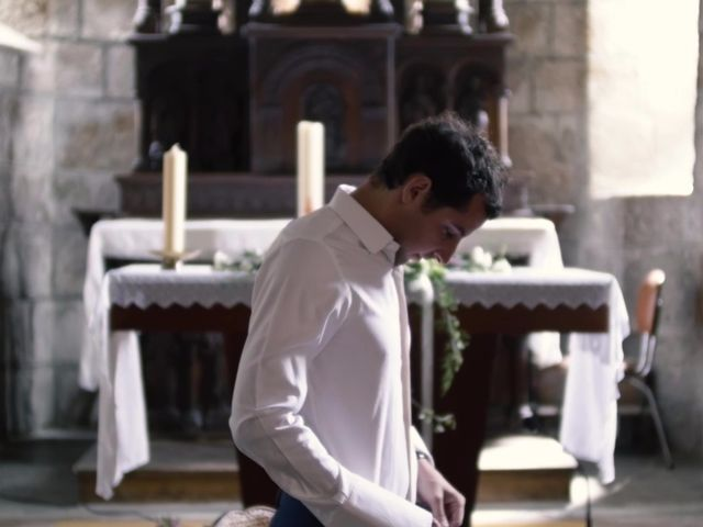 Le mariage de Baptiste et Sophie à Aurillac, Cantal 13