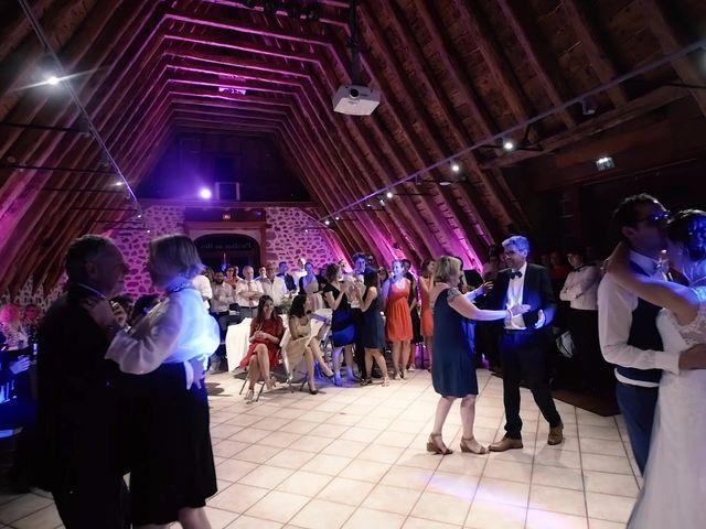 Le mariage de Baptiste et Sophie à Aurillac, Cantal 15