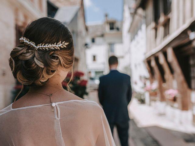 Le mariage de Clément et Laura à La Bouille, Seine-Maritime 56