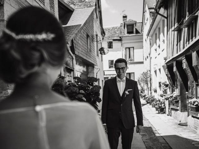 Le mariage de Clément et Laura à La Bouille, Seine-Maritime 57