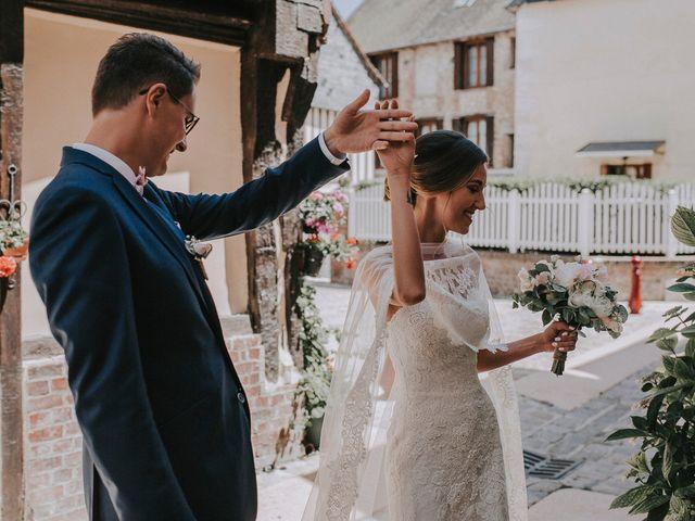 Le mariage de Clément et Laura à La Bouille, Seine-Maritime 60