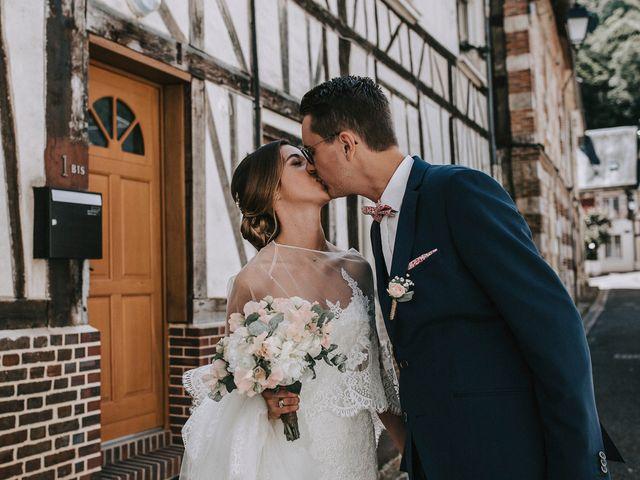 Le mariage de Clément et Laura à La Bouille, Seine-Maritime 63