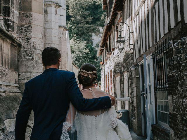 Le mariage de Clément et Laura à La Bouille, Seine-Maritime 64