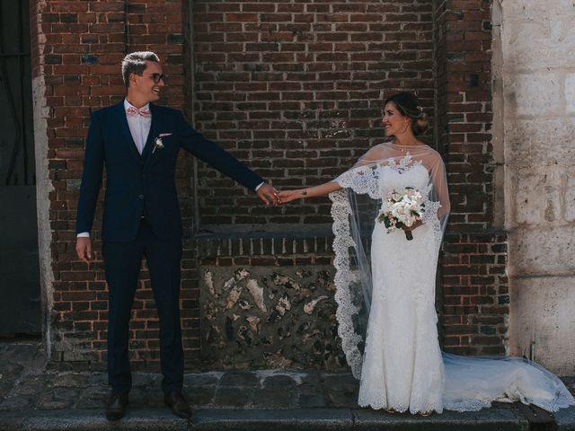 Le mariage de Clément et Laura à La Bouille, Seine-Maritime 1