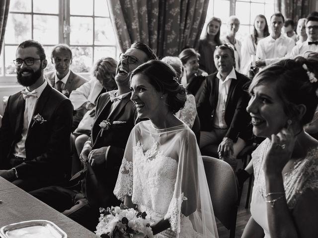 Le mariage de Clément et Laura à La Bouille, Seine-Maritime 75
