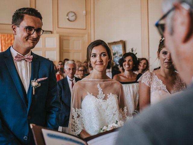 Le mariage de Clément et Laura à La Bouille, Seine-Maritime 77