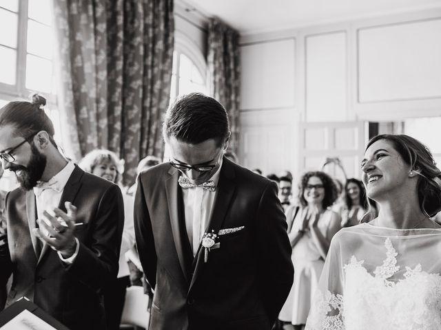 Le mariage de Clément et Laura à La Bouille, Seine-Maritime 78