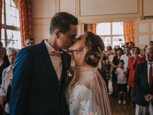 Le mariage de Clément et Laura à La Bouille, Seine-Maritime 79