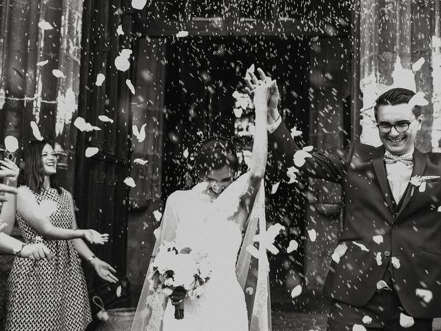 Le mariage de Clément et Laura à La Bouille, Seine-Maritime 90