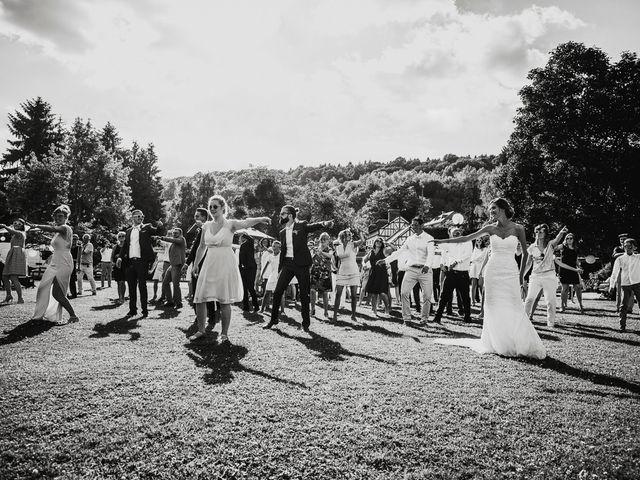 Le mariage de Clément et Laura à La Bouille, Seine-Maritime 102