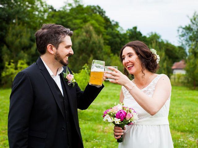 Le mariage de Yann et Carina