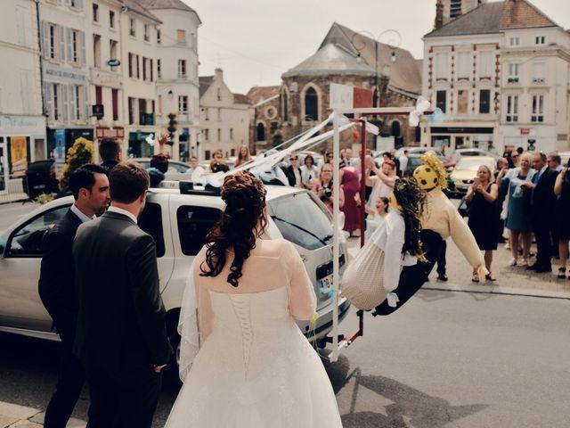 Le mariage de Matthieu et Laura à La Ferté-sous-Jouarre, Seine-et-Marne 1