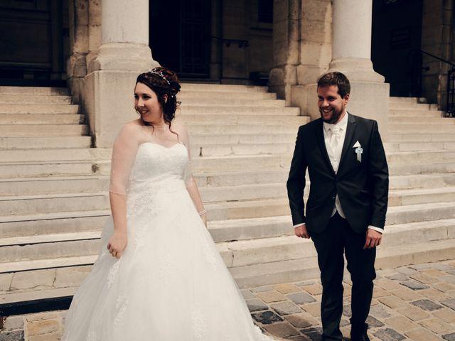 Le mariage de Matthieu et Laura à La Ferté-sous-Jouarre, Seine-et-Marne 25