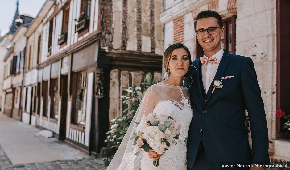 Le mariage de Clément et Laura à La Bouille, Seine-Maritime
