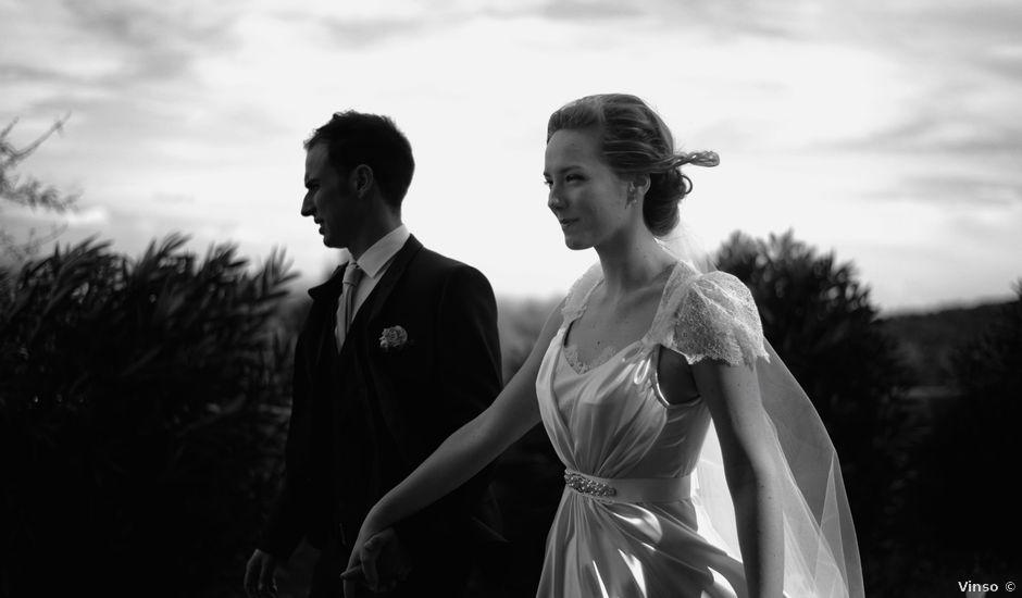 Le mariage de Pierre et Manon à Perpignan, Pyrénées-Orientales