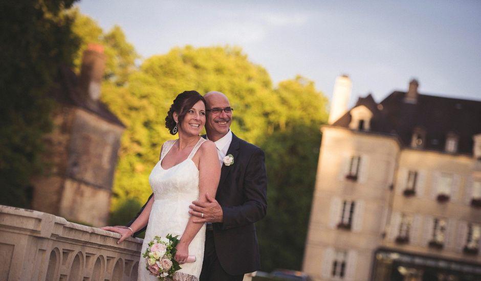le mariage de jean pierre et patricia saulon la chapelle cte dor - Chateau De Saulon Mariage
