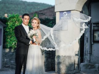 Le mariage de Frederick et Elena