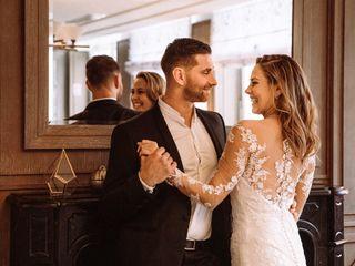 Le mariage de Coralie et Alain