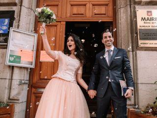 Le mariage de Anouk et Vincent 2