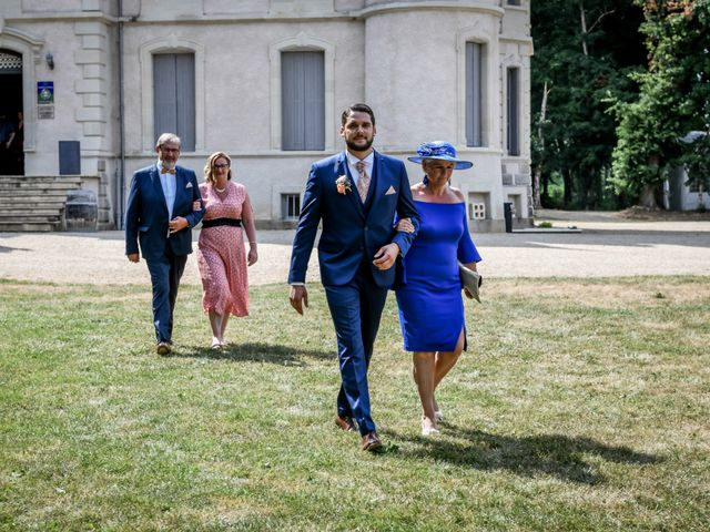Le mariage de Guillaume et Gwenaëlle à Airvault, Deux-Sèvres 30