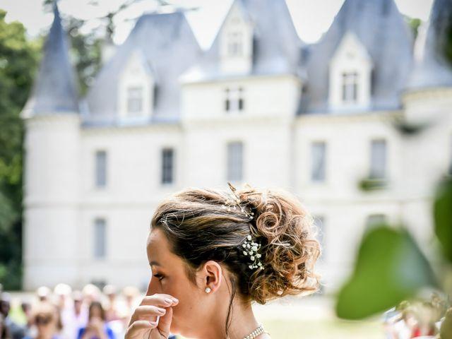 Le mariage de Guillaume et Gwenaëlle à Airvault, Deux-Sèvres 35