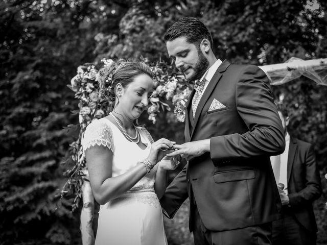 Le mariage de Gwenaëlle et Guillaume