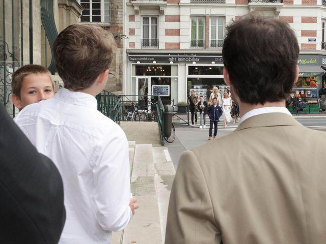 Le mariage de Pierre-Marie et Carine à Paris, Paris 18