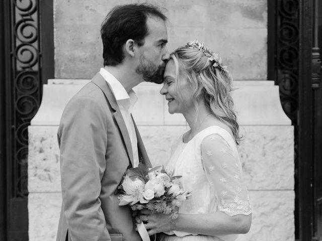 Le mariage de Pierre-Marie et Carine à Paris, Paris 1