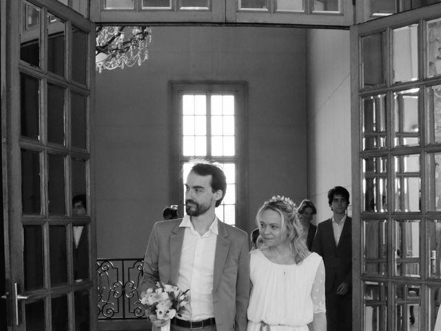Le mariage de Pierre-Marie et Carine à Paris, Paris 20