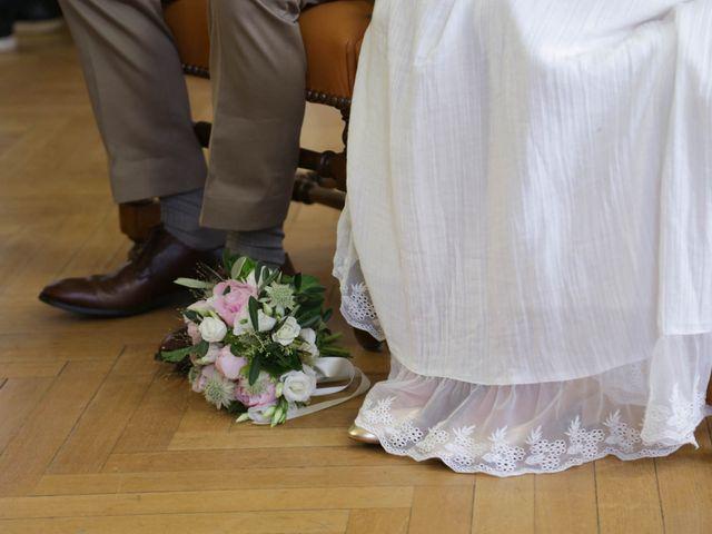 Le mariage de Pierre-Marie et Carine à Paris, Paris 21