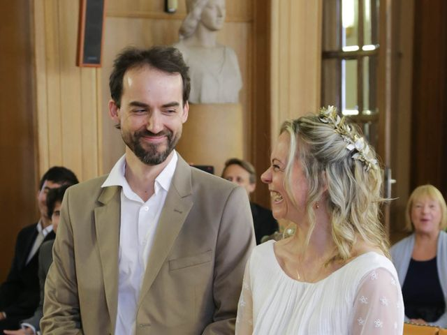 Le mariage de Pierre-Marie et Carine à Paris, Paris 27