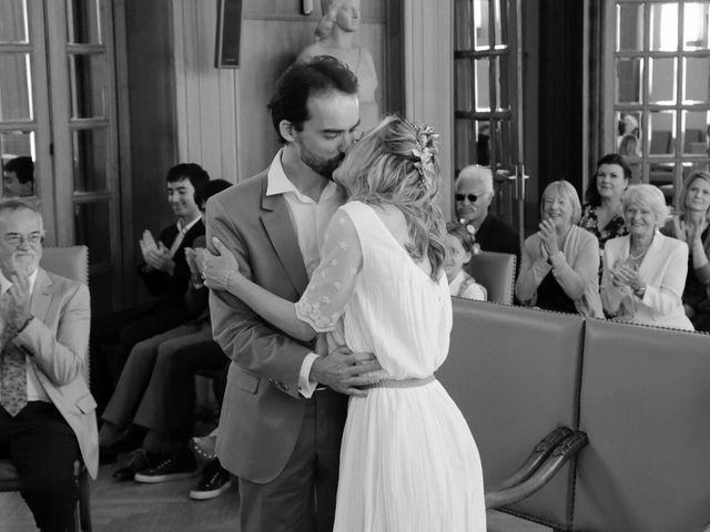 Le mariage de Pierre-Marie et Carine à Paris, Paris 28