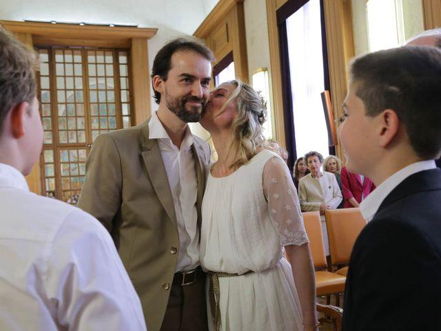Le mariage de Pierre-Marie et Carine à Paris, Paris 31