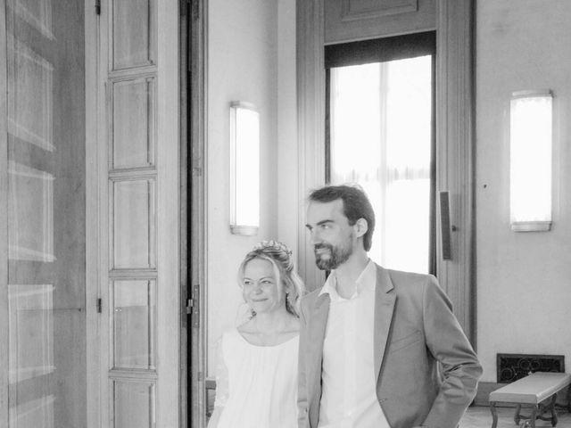 Le mariage de Pierre-Marie et Carine à Paris, Paris 37