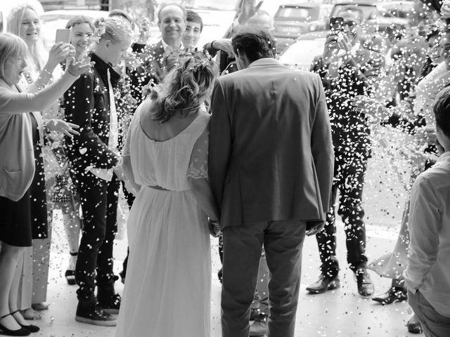 Le mariage de Pierre-Marie et Carine à Paris, Paris 43