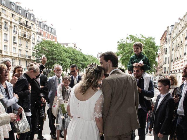 Le mariage de Pierre-Marie et Carine à Paris, Paris 44