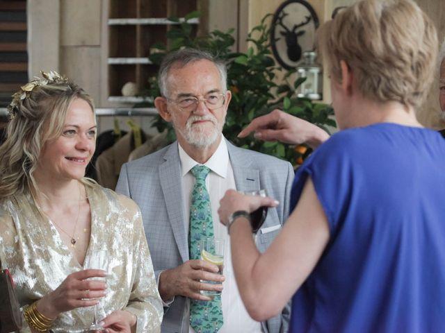 Le mariage de Pierre-Marie et Carine à Paris, Paris 60