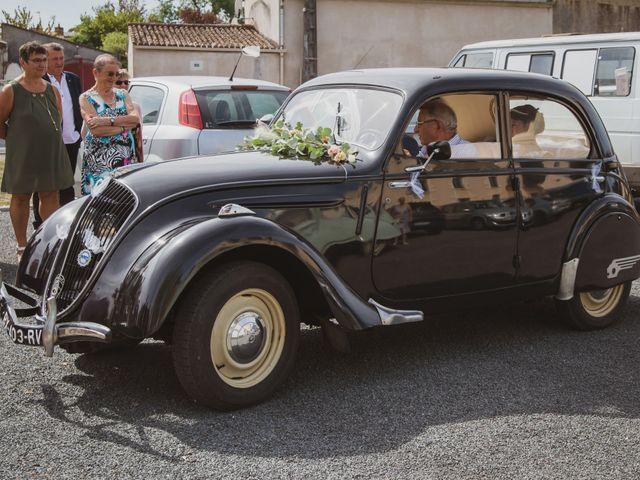 Le mariage de Patrick et Claire à Bouillé-Loretz, Deux-Sèvres 1