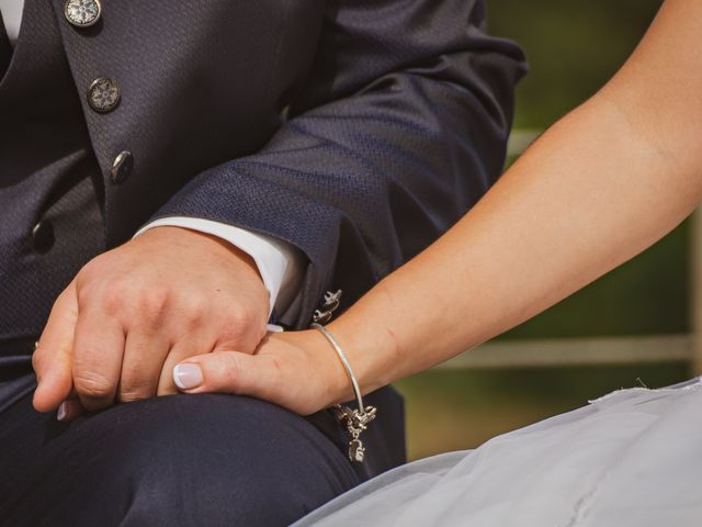 Le mariage de Patrick et Claire à Bouillé-Loretz, Deux-Sèvres 10
