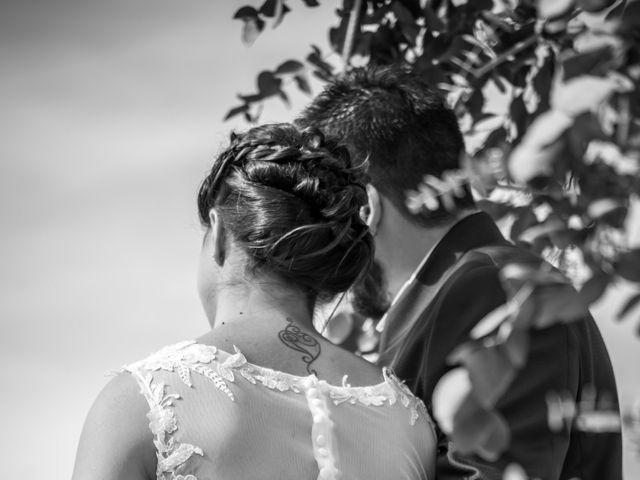 Le mariage de Patrick et Claire à Bouillé-Loretz, Deux-Sèvres 11