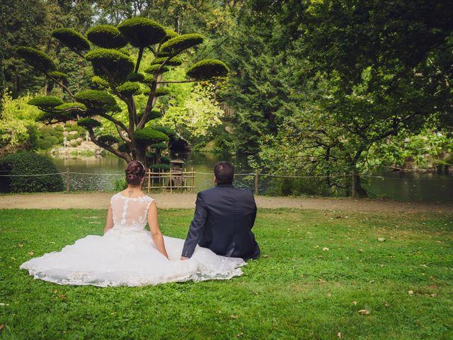 Le mariage de Patrick et Claire à Bouillé-Loretz, Deux-Sèvres 23