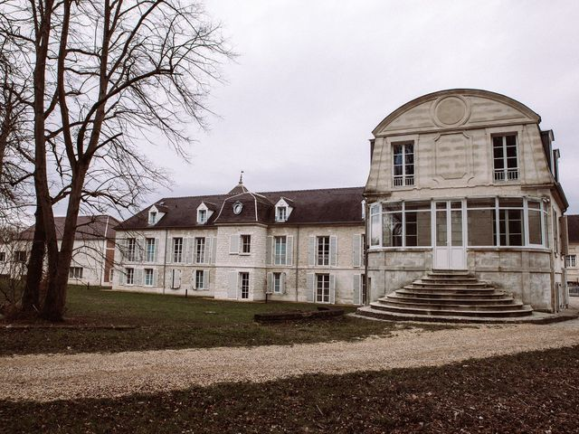 Le mariage de Alain et Coralie à Luzarches, Val-d'Oise 2