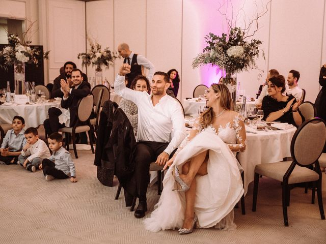 Le mariage de Alain et Coralie à Luzarches, Val-d'Oise 45