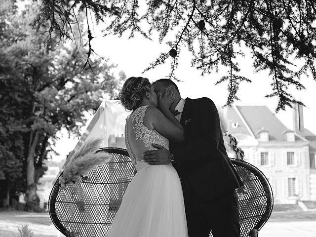 Le mariage de Kévin et Roxane à Mignières, Eure-et-Loir 4