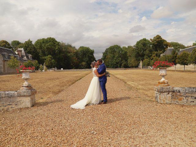 Le mariage de Kévin et Roxane à Mignières, Eure-et-Loir 5