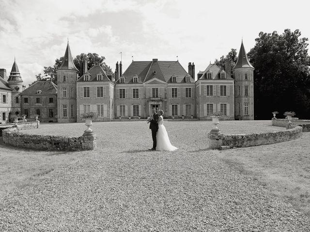 Le mariage de Kévin et Roxane à Mignières, Eure-et-Loir 6